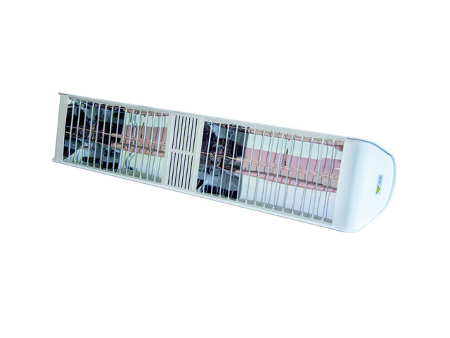 Supercharger Industrial Heater 010