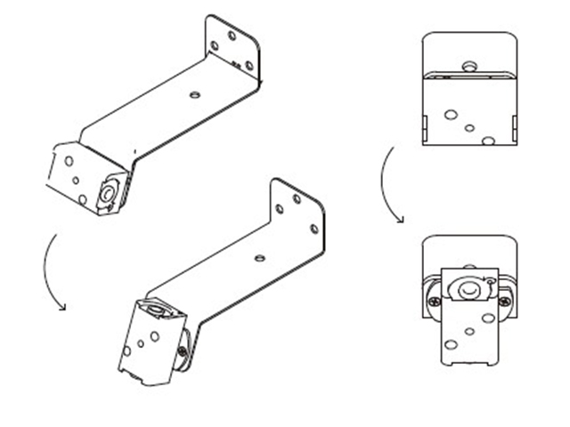 Turnable Mounting
